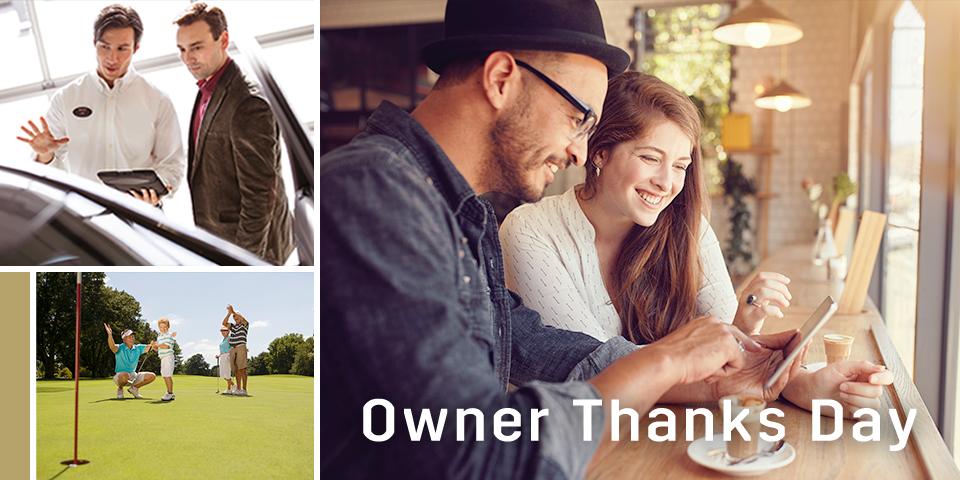 Owner Thanks Day -2017 Spring-
